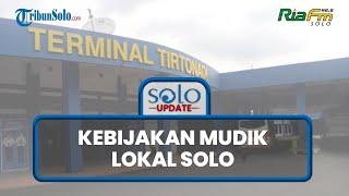 SOLO UPDATE: Aturan Mudik Lokal Solo Raya, Bakal Dianulir Gibran?