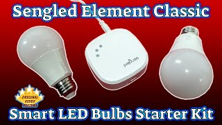 Sengled Element Classic - Smart LED Bulbs Starter Kit Review