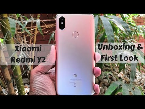 Xiaomi Redmi Y2 Unboxing & First Look