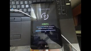 LG LK430 (G Pad F 7.0) Unbrick and Restore - Flash Stock ROM