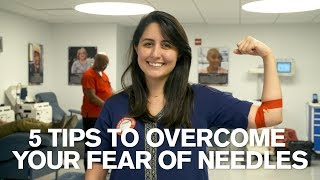 Blood Donation: 5 Tips to Overcome Your Fear of Needles