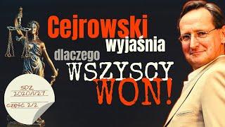 Cejrowski wyjaśnia dlaczego WSZYSCY WON 2020/1/27 Studio Dziki Zachód odc. 42 cz. 2