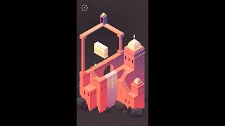 "Monument Valley 2 Chapter III ""The Oasis"" This level game me a mini heart attack :("
