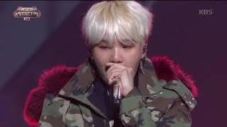 Gambar cover 2017 KBS가요대축제 Music Festival - 방탄소년단 - BTS Cypher4 (BTS Cypher4 - BTS). 20171229