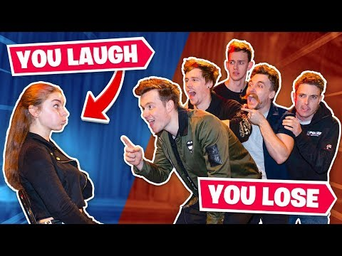 YOU LAUGH YOU LOSE with CLICK!