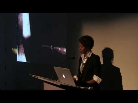 KARA WALKER LECTURES ON ANDY WARHOL