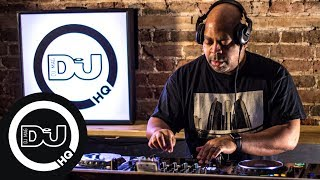 DJ Bone techno set live from #DJMagHQ