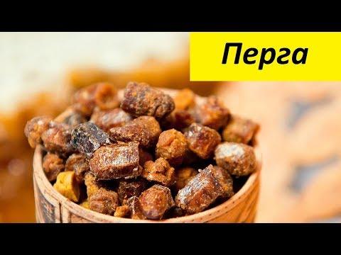 Перга пчелиная - настоящий витаминный «бум»!