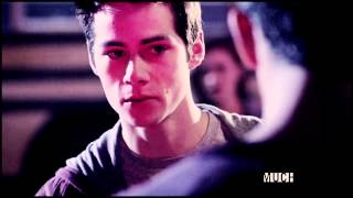 teen wolf | let us be brave