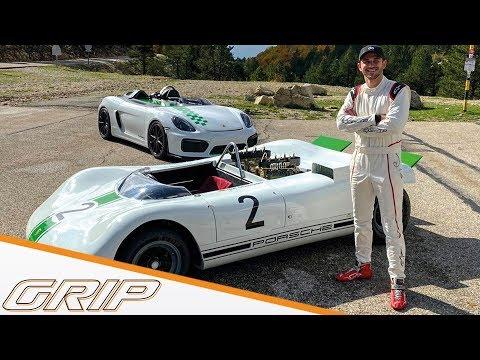 Porsche 909 Bergspyder I GRIP