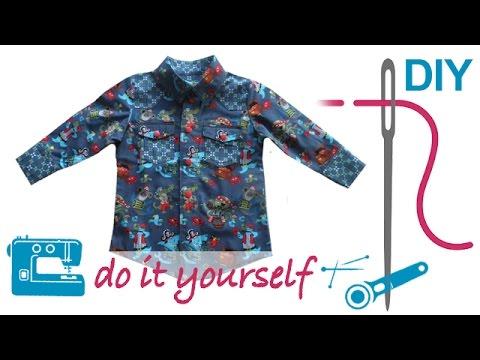 Hemd, Jungenhemd, Bluse