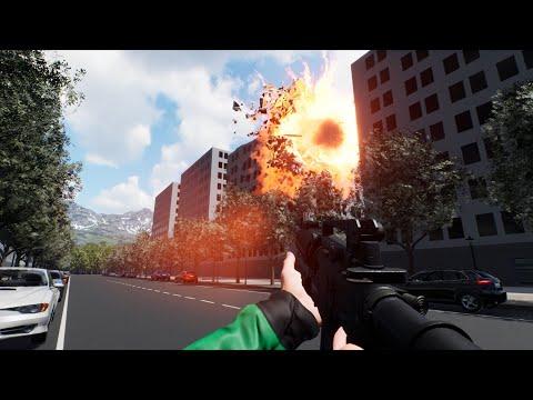 Trailer de Destructo