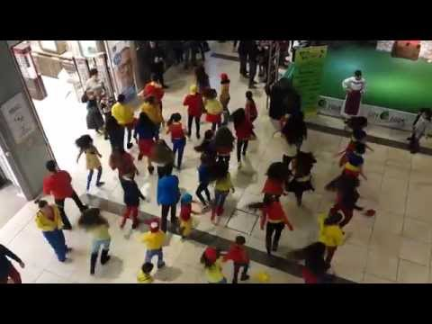 1 DECEMBRIE Flash-mob | Total Dance Center