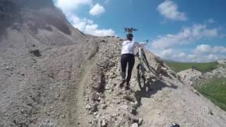 MTB ride Cernei Mountains - Romania - Olanu Peak(1990 m.)