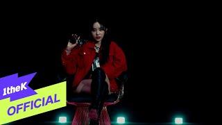 Kadr z teledysku Not Friends tekst piosenki LOONA (South Korea)