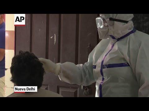 India alcanza un millón de casos de Coronavirus