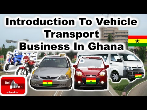 , title : 'Transport Business In Ghana|| How to start.