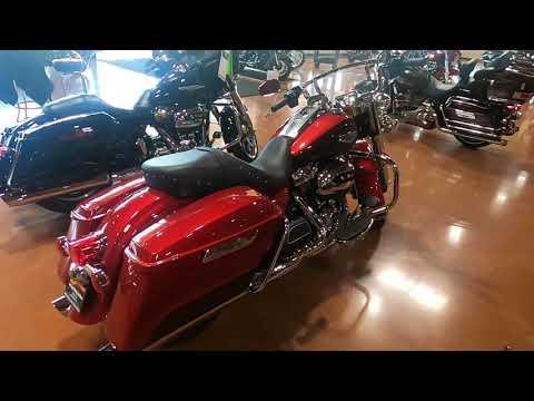 2019 Harley-Davidson Road King Classic FLHR