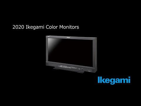 4K/HD カラーモニタ
