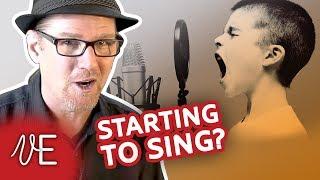 Singing exercises for ABSOLUTE Beginners  | #DrDan 🎤