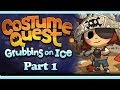 part 1 Let 39 s Play: Costume Quest Grubbins On Ice Dlc