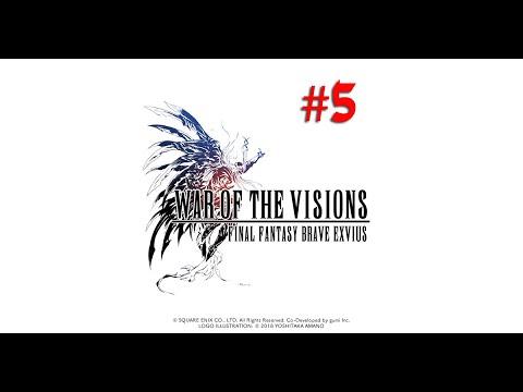 เนื้อเรื่อง Final Fantasy Brave War of the Visions เล่มที่ 1 บทที่1 วรรค 5