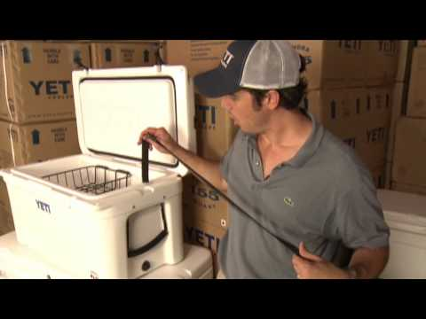 Video: Best Ice-Chest in the WORLD! YETI Coolers