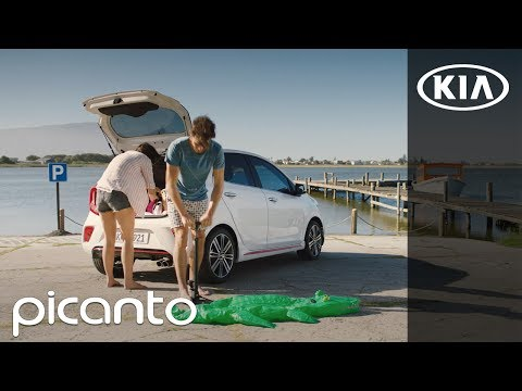 The all-new Kia Picanto - Wireless Phone Charging