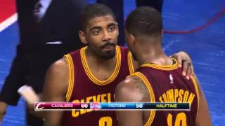 Lebron James angry at Tristan Thompson