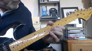 Mike Bloomfield Lick One Lesson