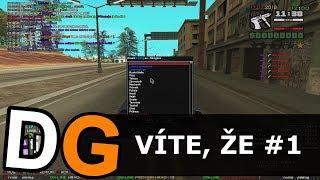 Video Preview DreamGaming.eu - Víte, že... #1