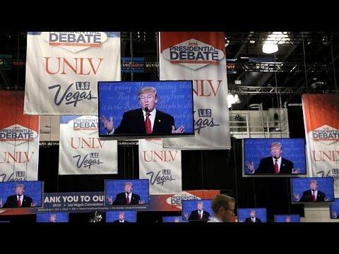 Δείτε σε απευθείας σύνδεση το τελευταίο ντιμπέιτ πριν τις αμερικανικές εκλογές στο…