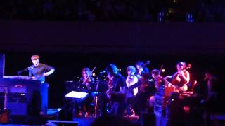 Death Cab for Cutie- Different Names For The Same Thing- Walt Disney Concert Hall 5/7/12