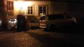 preview picture of video 'One night in Cesky Krumlov'