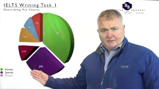 Describing a Pie Chart - Getting Started