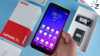 Lenovo S5 Unboxing, Hands On! 😢