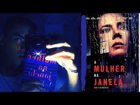 ? [ COM SPOILER ] A Mulher na Janela + Final revelado do filme | 14 de maio na Netflix #netflix