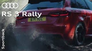 "The Audi RS 3 ""Rally"""