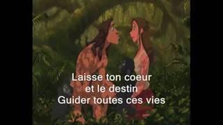 Two Worlds Multilingual (Tarzan)