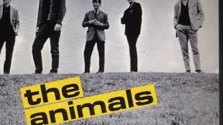 """the animals     """" around and around """"     2019 stereo mix."""