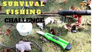 Survival Fishing Challenge No Bait No Lures