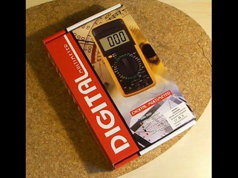 Miernik elektryczny RF