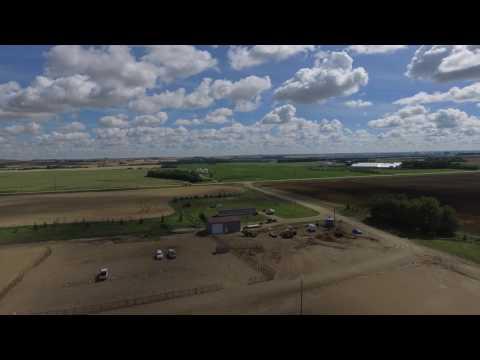 Boneyard Oilfield Industrial Storage video