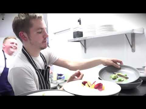 Young guns chef collab