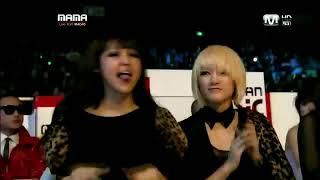 [HD] 2NE1 - Mnet Asian Music Awards