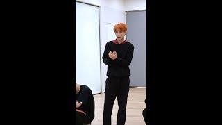 [#JUNGWOO Focus] NCT 127 엔시티 127 'Regular' Dance Practice