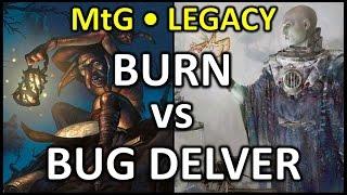 [2016-12-11] [LEGACY] Burn vs BUG Delver