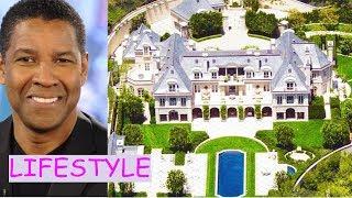 Denzel washington lifestyle  (cars, house, net worth)