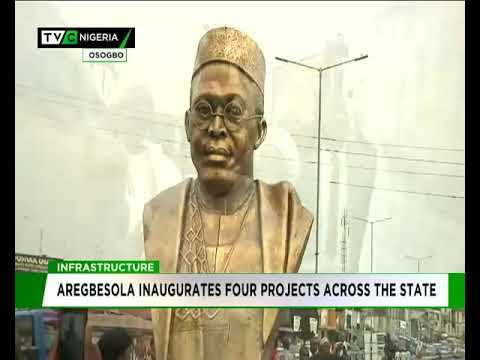 Aregbesola inaugurates  four new projects in Osun