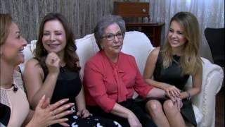Sandy Canta Com A Avó E A Mãe E Relembra Histórias Do Passado